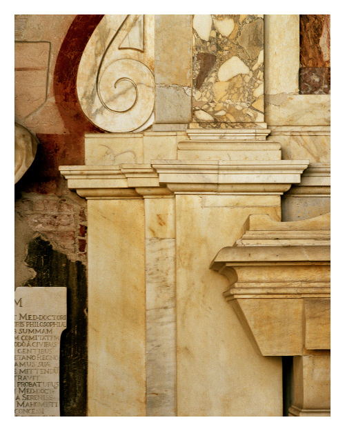 italy architectural detail pisa