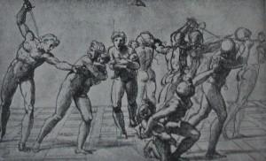 Raphael's Massecre of the Innocents