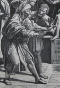 Raphael's Elymas
