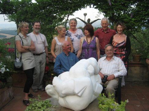 David Wentworth's Group