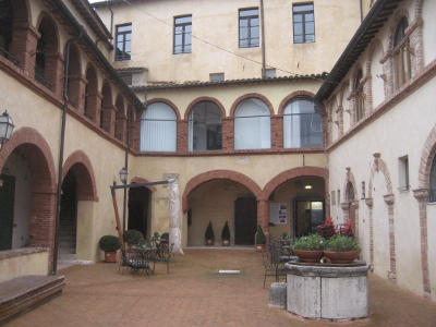 The Museo Lapidario in Todi, Perugia